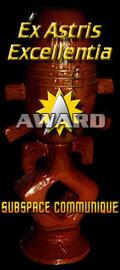 Ex Astris Excellentia Award
