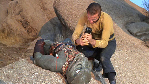 Trek Fan Boldly Goes To Jail For Fighting (In His Uniform)