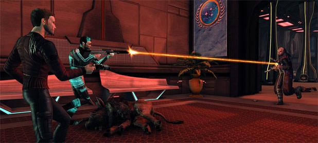 Star Trek Online Open Beta Starts Tomorrow: Away Missions Preview