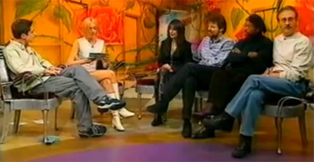 Teriible Next Gen Cast Interview Circa 1996.  Happy New Year!