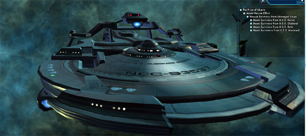 Star Trek Online's Head Start Begins With A Bang, A Few Hiccups, & A Few Suprises