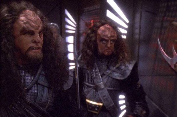 It's Going To Be A Klingon Party With Martok And Gowron This Weekend At BayouCon