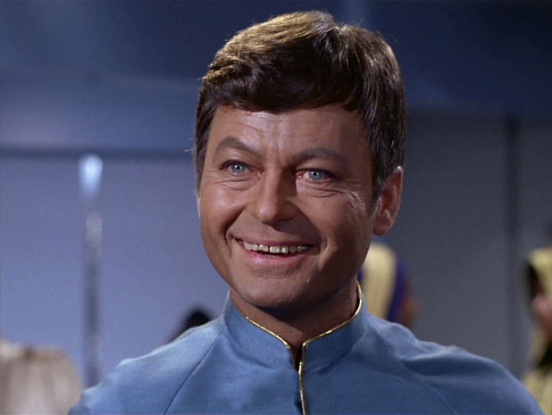 Happy 93rd Birthday To DeForest Kelley, A True Southern Gentleman
