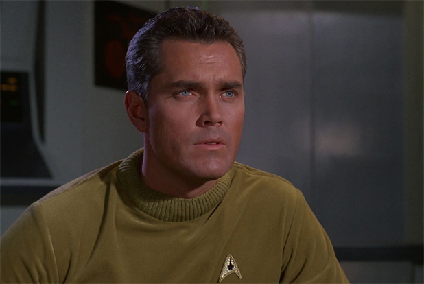 1965 Interview With Jeffrey Hunter. Star Trek's Captain Pyke
