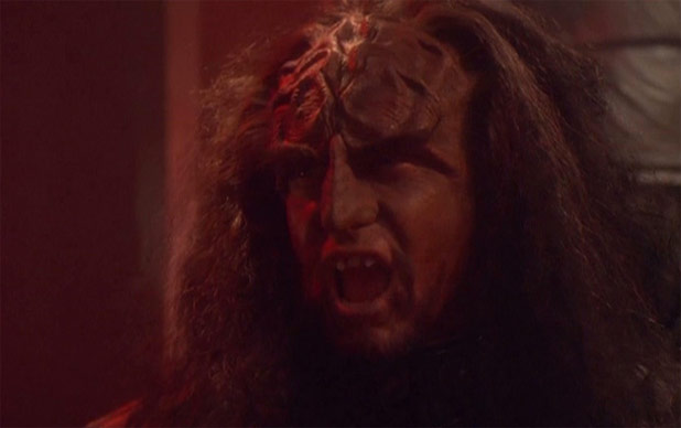 Klingons Would Definitley Be Early Metalica Fans