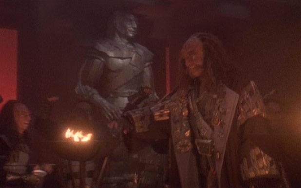 Klingons Wailing