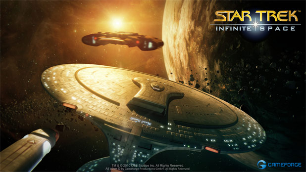 Gameforge Picks Composer For The Upcoming Star Trek: Infinite Space Browser Based Video Game