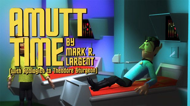 Inspired Star Trek Fan Launches Innovative New Web Series