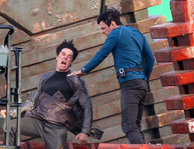 Star Trek 2 Set Pictures Leaked To Reveal... Not A Whole Lot