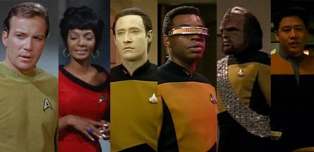 Anaheim Comic Con & Trek Stars-a-plenty