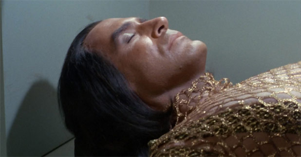 Human Suspended Animation May Be A Possibility; Khan Noonien Singh Pleased
