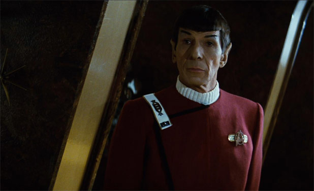 Happy Birthday To Leonard Nimoy, May You Live Long & Prosper!