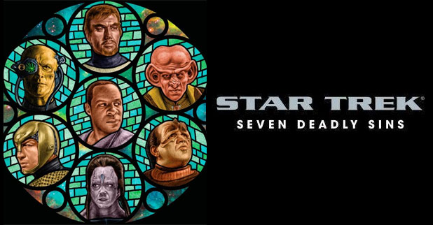 Star Trek: Seven Deadly Sins Available Today!