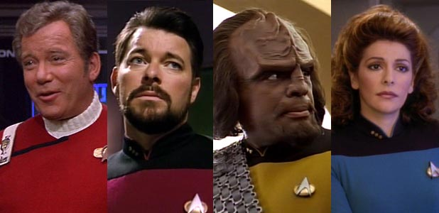 Star Trek's Shatner, Frakes, Dorn, & Sritis At Megacon In Orlando, FL.  This Weekend.