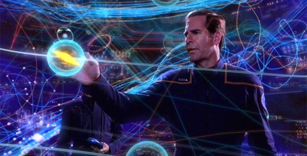 Star Trek Enterprise's Scott Bakula On Trek Radio Saturday March 26th