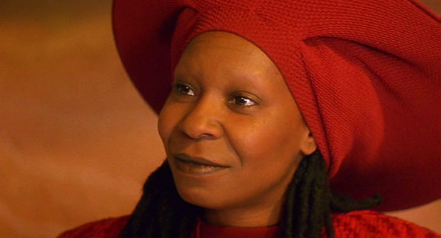 "Whoopi Goldberg: ""I asked to be part of"" Star Trek"