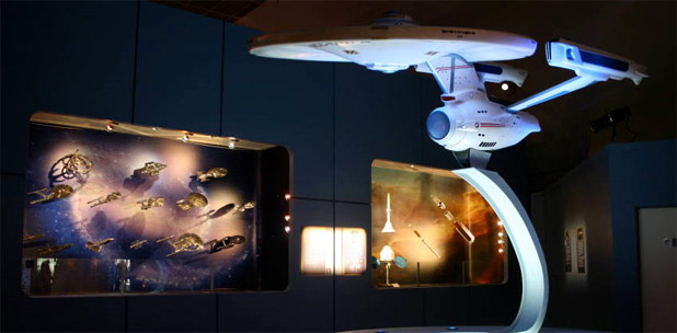 Star Trek: The Exhibition's Next Stop? Sacramento.