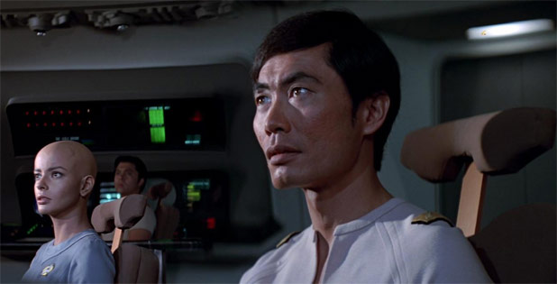 A Very Happy Birthday to Star Trek's George Takei