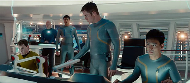 New Star Trek Into Darkness Clip And STID Product Tie-ins