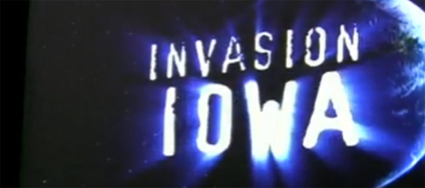 Behind The Scenes With Shatner On 'Invasion Iowa'