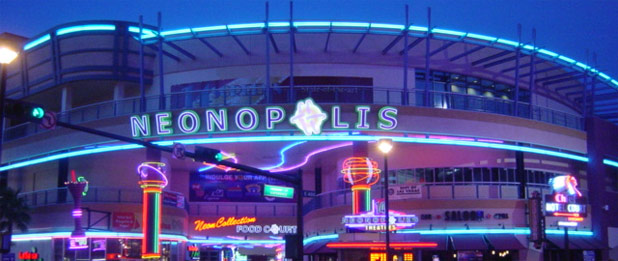 More Troubles For Neonopolis