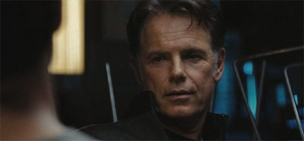 """I Just Want To Get Out Of The Wheelchair"" Says Bruce Greenwood, On Captain Pike"