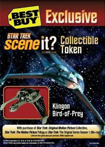 Exclusive Scene It? Klingon Bird Of Prey At Best Buy