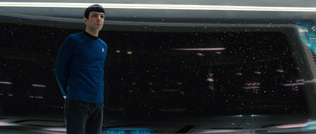 Star Trek XII Screenwriting 'Underway' Says Zachary Quinto