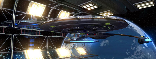 Get A Star Trek Online Beta Key & Lifetime Champions Online