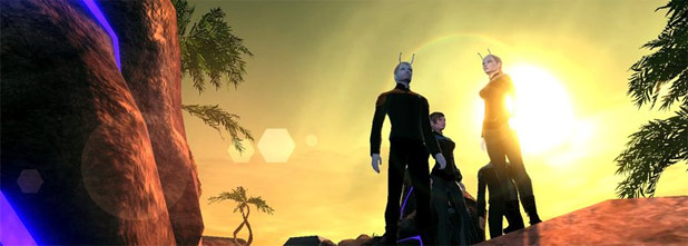 More Star Trek Online Details Emerge