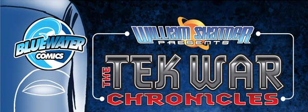 Preview Shatner's 'Tek War Chronicles'