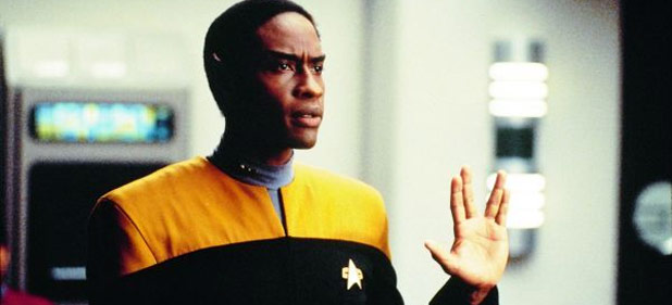 Tim Russ (Tuvok) Interview