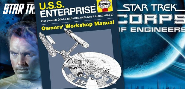 Upcoming Star Trek Book Releases Aim To Please