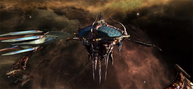 "Star Trek Online Special Task Force ""Undine Terradome"" Launches."