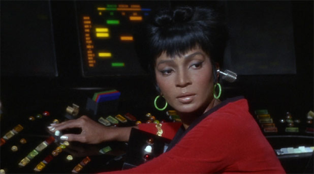 Star Trek's Nichelle Nichols Sings At The Kennedy Center