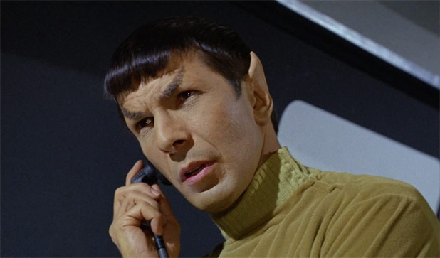 Spend An Evening WIth Star Trek's Leonard Nimoy At Boston University Tomorrow Night