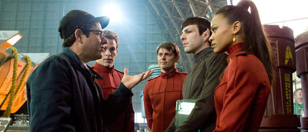 Star Trek XII Script Reports Exaggerated