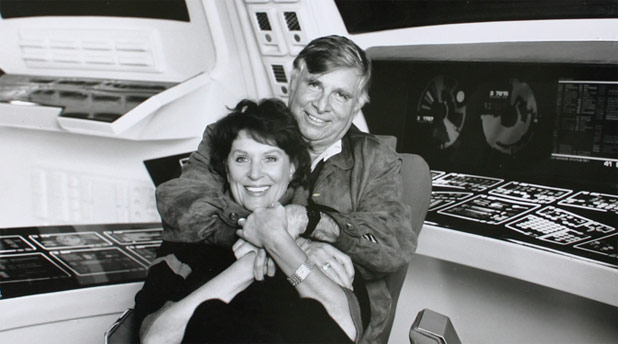 an analysis of the role of gene roddenberry and his idea of star trek