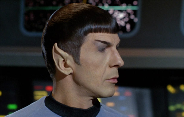 Star Trek Prop Auction; Spock's Ears & Wrath Of Khan Screenplay Up For Sale