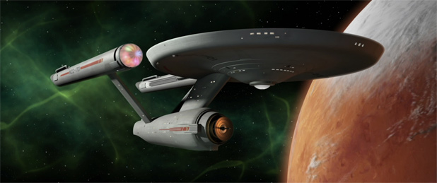 TOS Season 2 Remastered Blu-ray Release Date Set