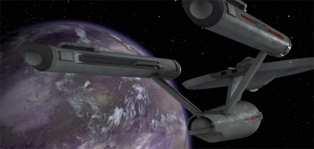 New Online Features Added To TOS Season One Blu-rays, This Week.