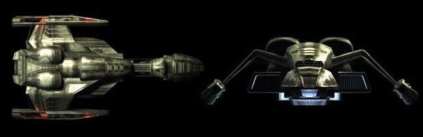 Star Trek Online Shp Updates - Klingon Vo'Quv Class