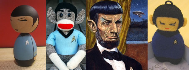 Rock Out With Your Spock Out On Etsy