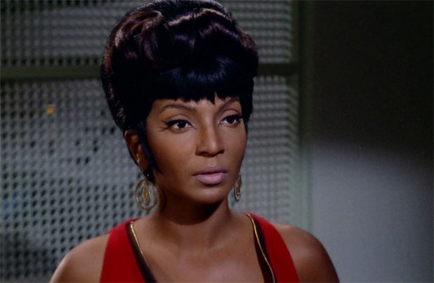 Star Trek's Nichelle Nichols Talks Trek With Dr. Neil deGrasse Tyson On StarTalk Radio