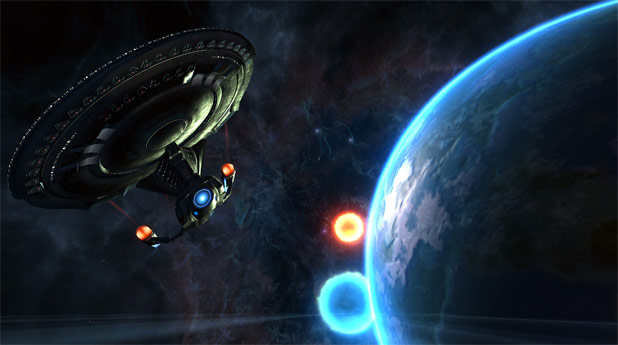 Shuttle Bridges, An Uber Galaxy Map, And An Alien Of The Week Request For Star Trek Online In This Month's Ask Cryptic