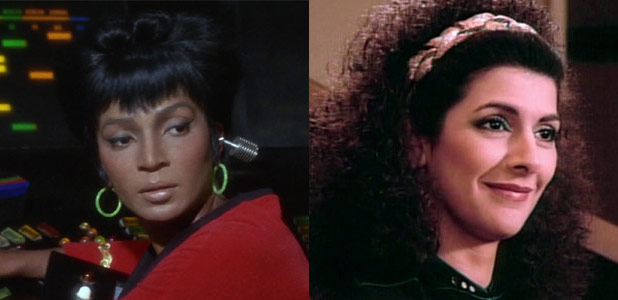 For Austin Trek Fans, Master Pancake STAR TREK MOCK VI: UHURA VS TROI Tuesday July 26th
