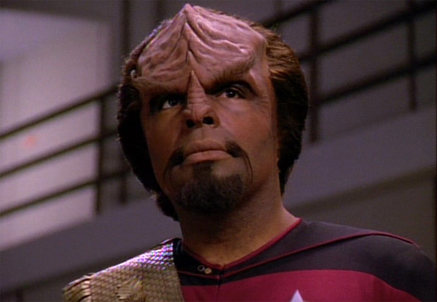 """I want to be able to just do things that I love "" Says Star Trek: The Next Generation's Michael Dorn"