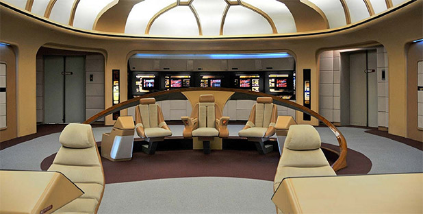 Help Bring Star Trek's Enterprise-D Bridge To Creation's Vegas Convention In August