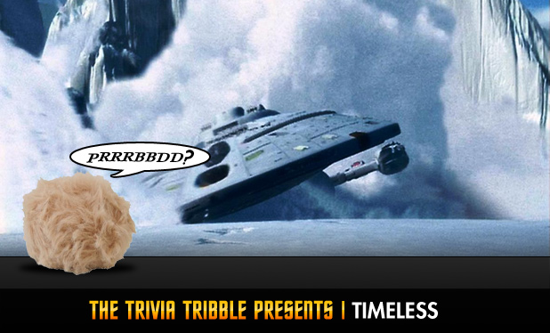 The Trivia Tribble Presents: 'Timeless'