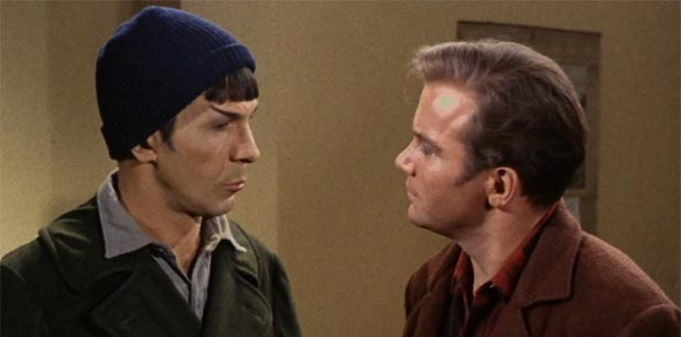 Shatner Agrees To Star Trek XI Viewing If Nimoy Brings The Popcorn